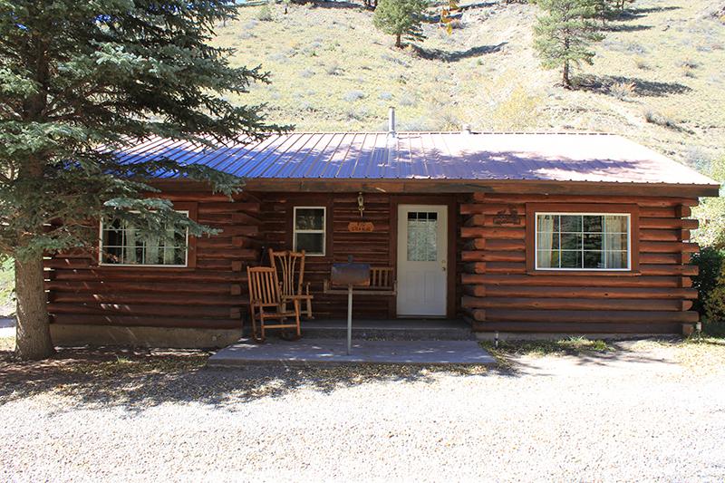 Rio Grande Cabin